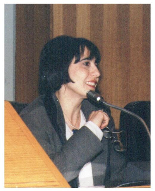Claudia Celi Associazione Il Teatro della Memoria
