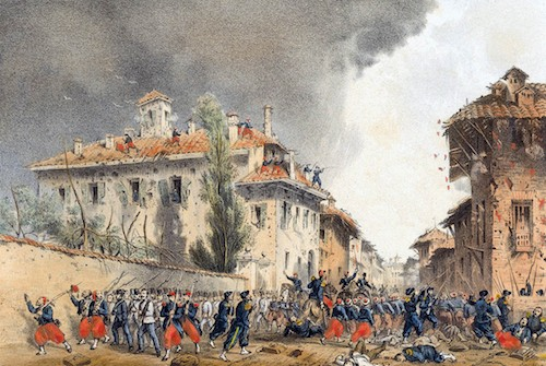 Battaglia di Magenta Risorgimento