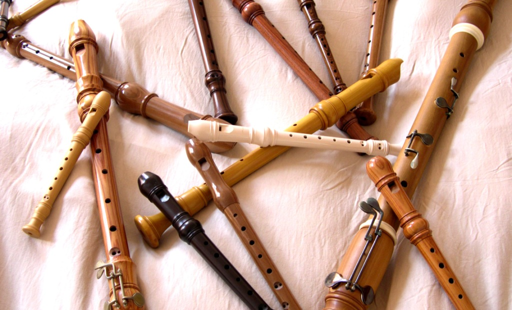 recorder competition