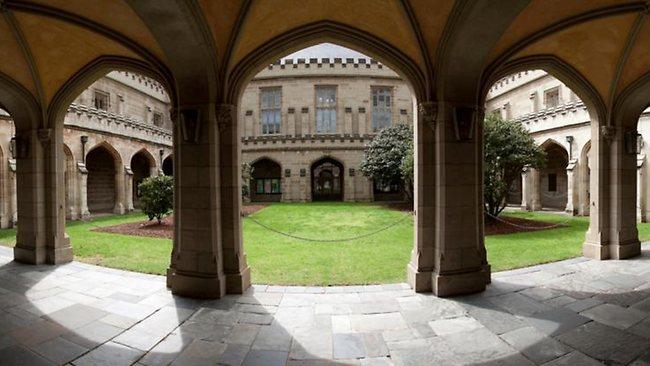 melbourne-university