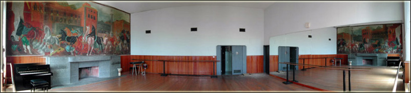 Bando residenze coreografiche AND