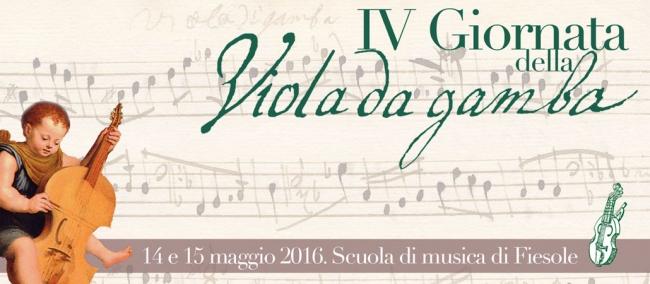 Viola da Gamba day