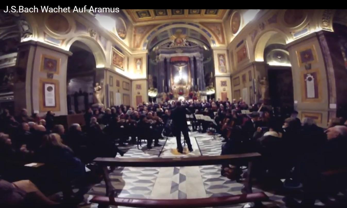 Aramus S. Lorenzo in Lucina