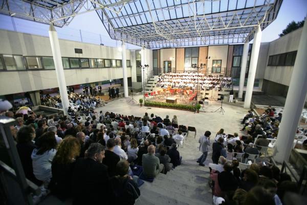 Orchestra conservatorio Licinio Refice Frosinone