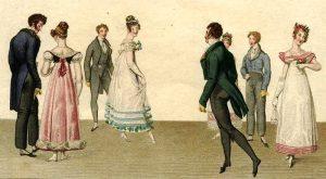 regency ball tè danzante