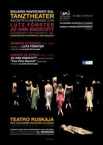 Tanztheater Wuppertall Pina Bausch