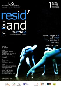 ResidAND in Tour 2018