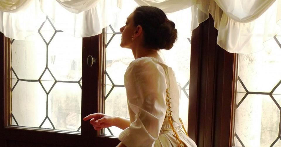 Ilaria Sainato danza barocca