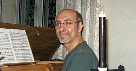 Paolo Tagliapietra basso continuo