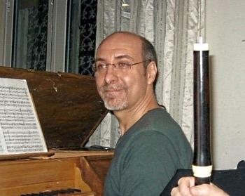 Maestro al Cembalo Paolo Tagliapietra