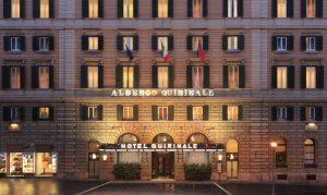 Hotel Quirinale gran ballo d'autunno