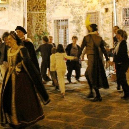 Danza storica con Claudia Celi