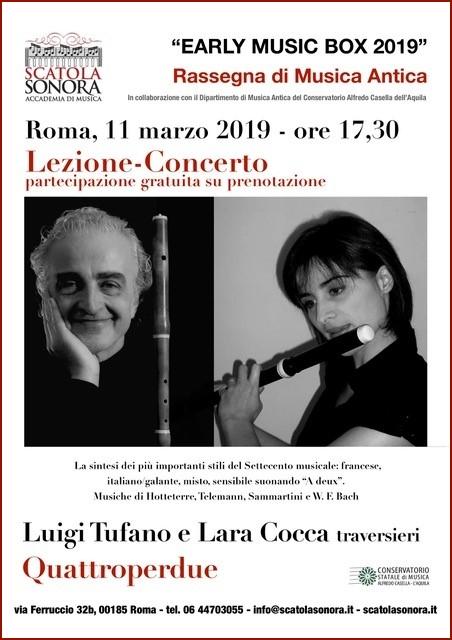Luigi Tufano Lara Cocca