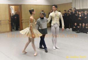 Ofelia Gonzalez Opera di Roma