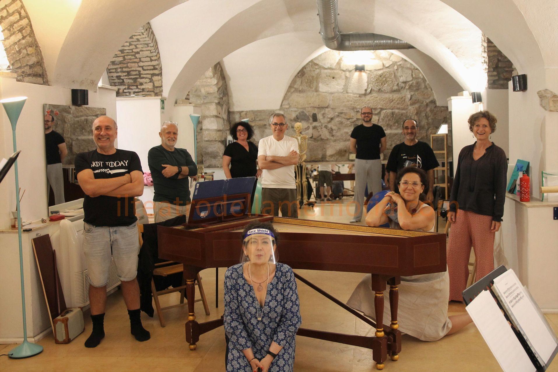 Masterclass canto Rosanna Rossoni