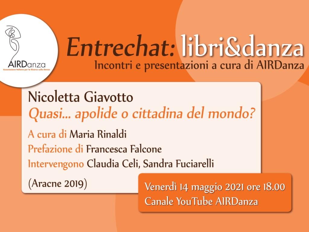 Nicoletta Giavotto Maria Rinaldi Airdanza