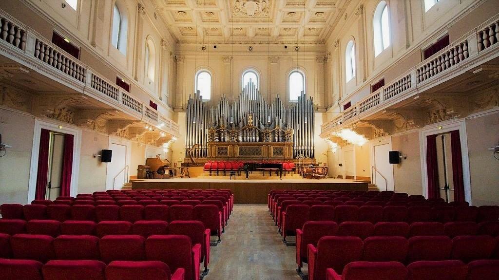 Conservatorio musica antica