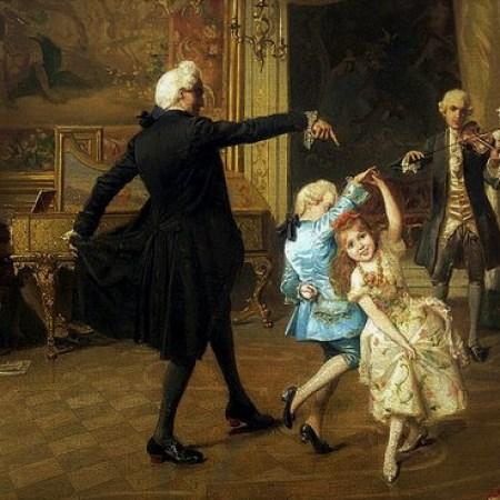 Rome Regency Dancers