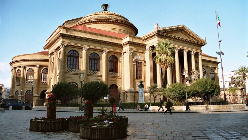 Audizioni Orchestra Teatro Massimo Palermo